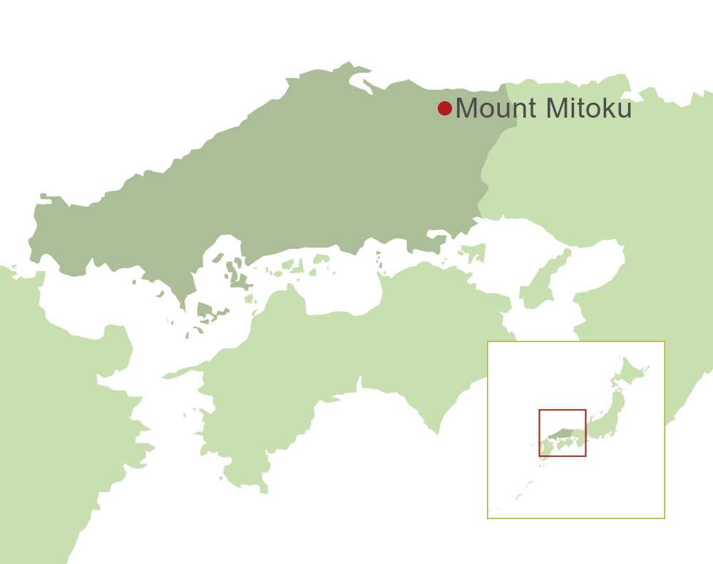 Mount Mitoku Map