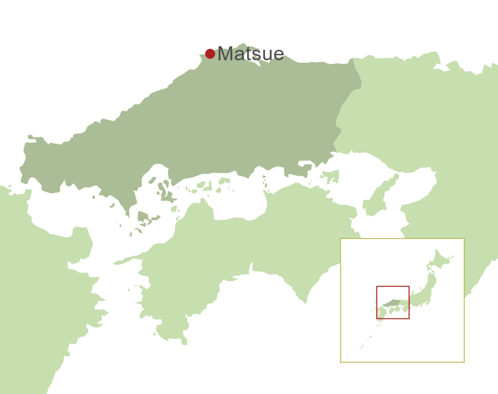 Matsue Map