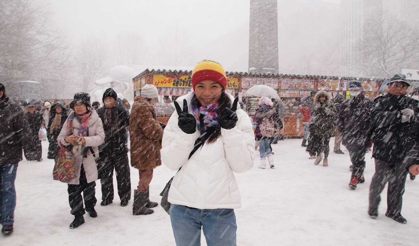 Sapporo snow festival - Experience Japan | Inside Japan Tours