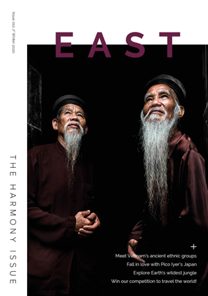 Issue 10 of East Magazine