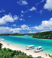 Ishigaki Beach Extension (Group Tour Add-On)