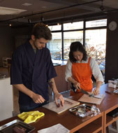 Five day Japanese cooking course