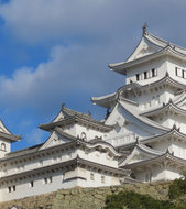 Optional day trip to Himeji Castle