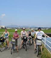 Kibi Plains cycling