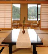Hot spring ryokan stay