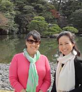 Full day private guide service in Kyoto