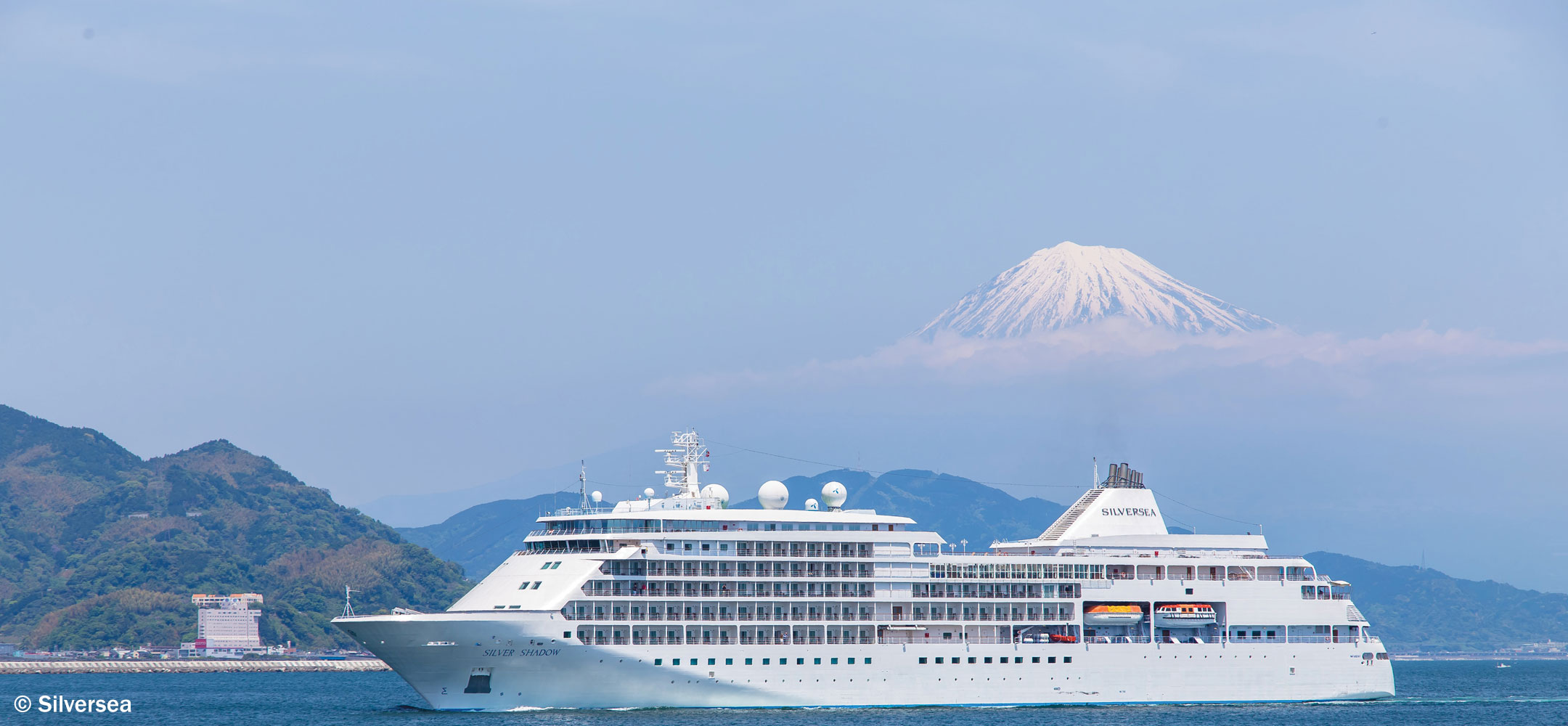 Cruise Add-On: Oceans to Onsen