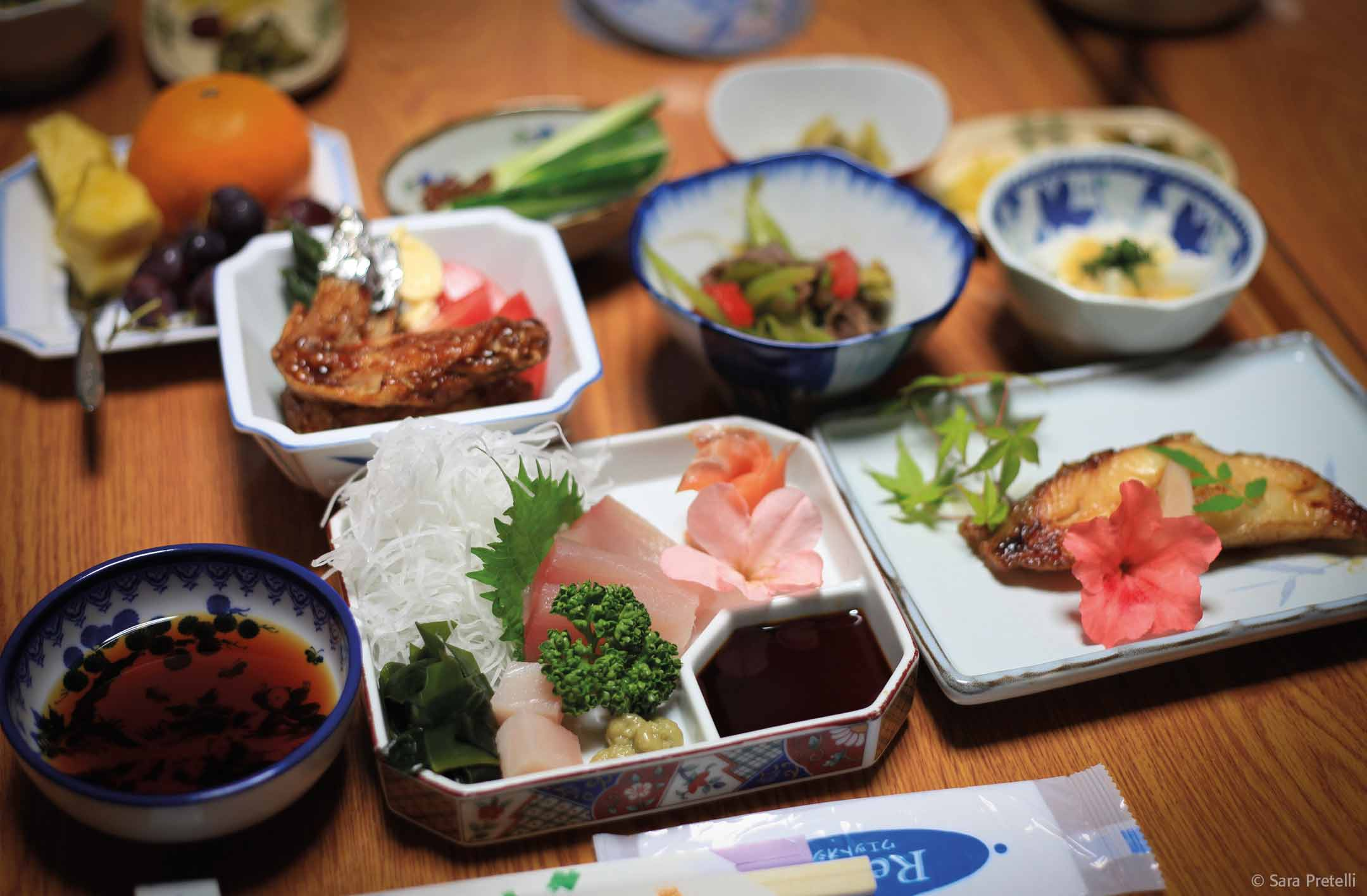 Kaiseki cooking with a Michelin star chef - Experience ... Japanese Food