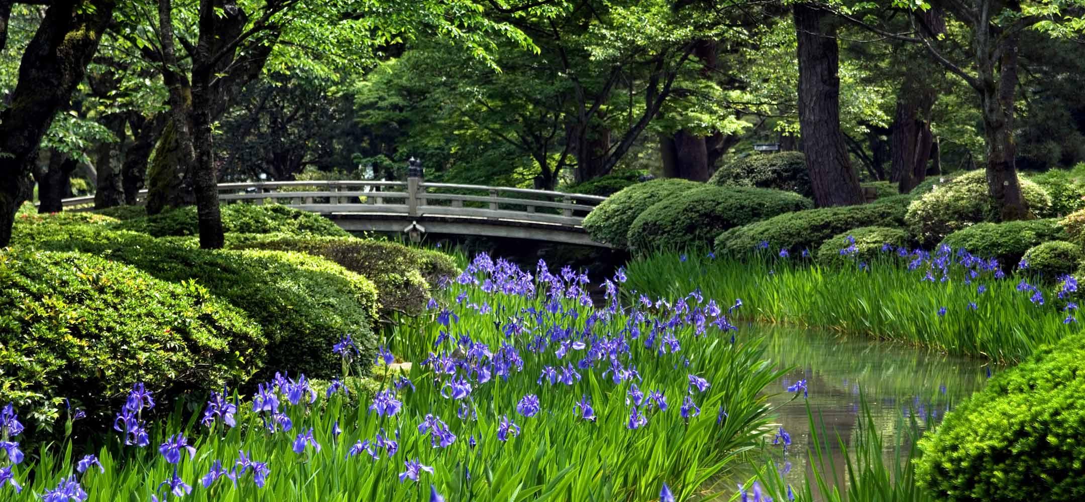 Kenrokuen - Experience Japan  Inside Japan Tours
