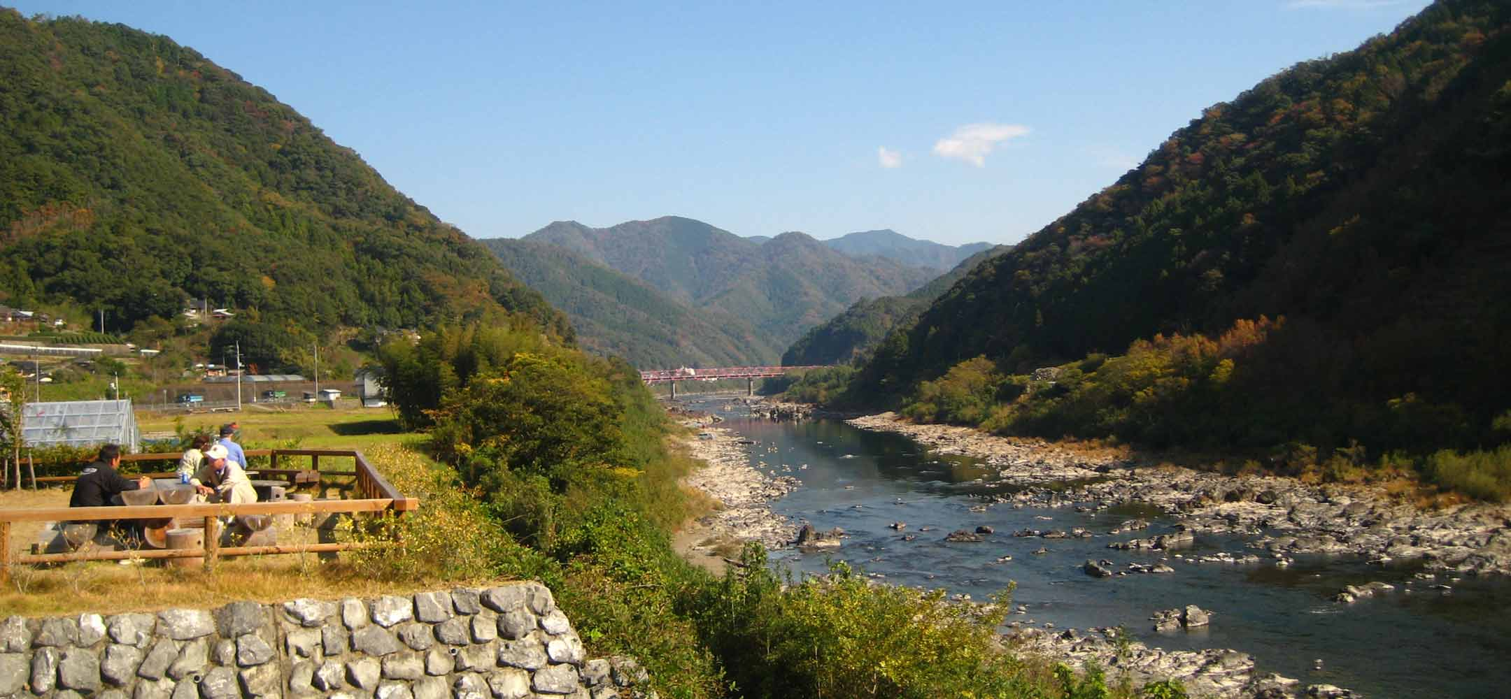 The Shimanto River