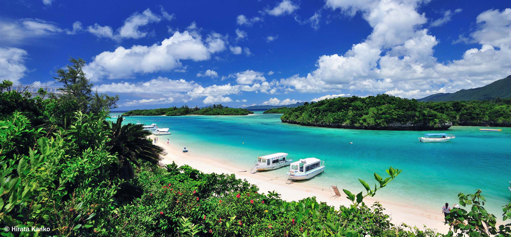 Beautiful beaches of Ishigaki