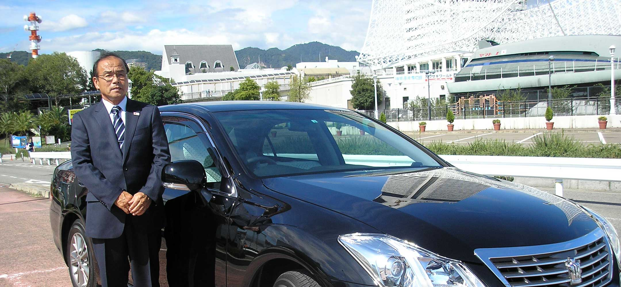 Full day private guide and driver service in Tokyo