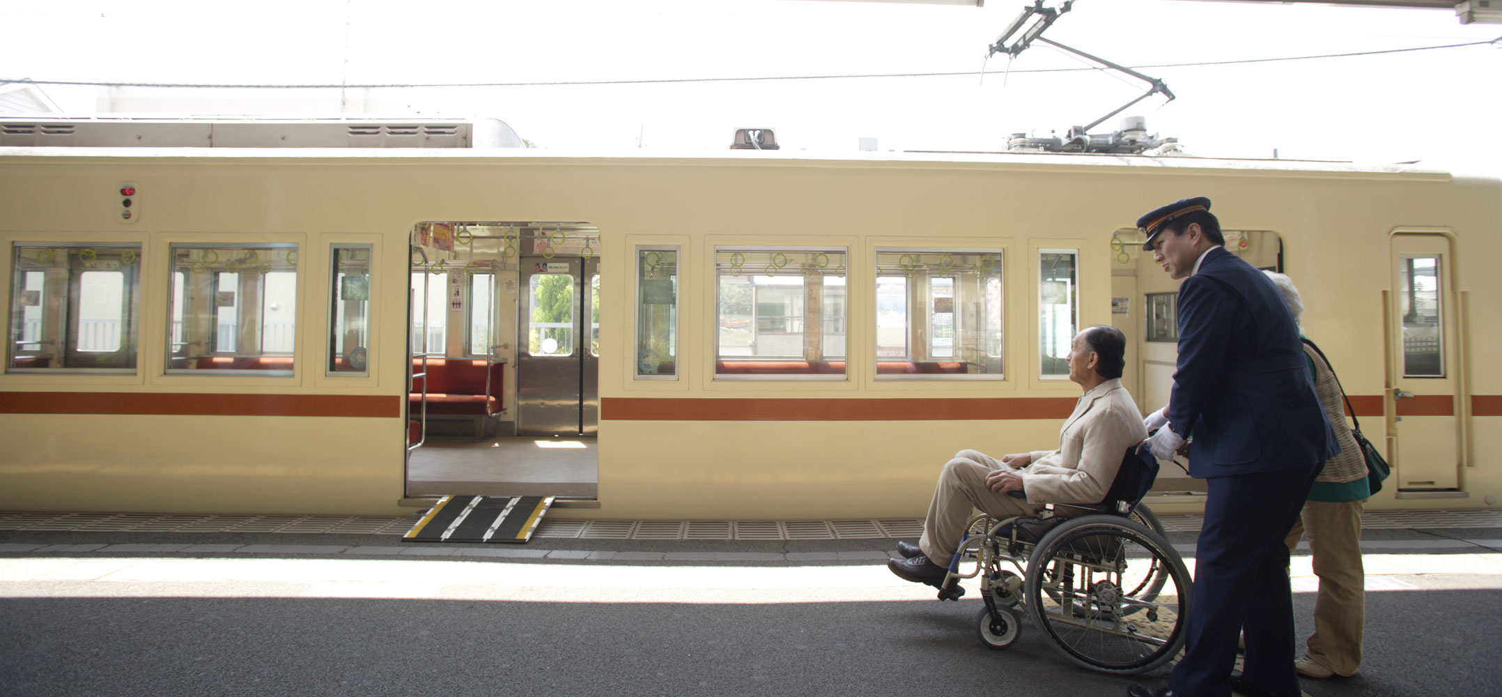 Half day private guide service in Tokyo (wheelchair accessible)