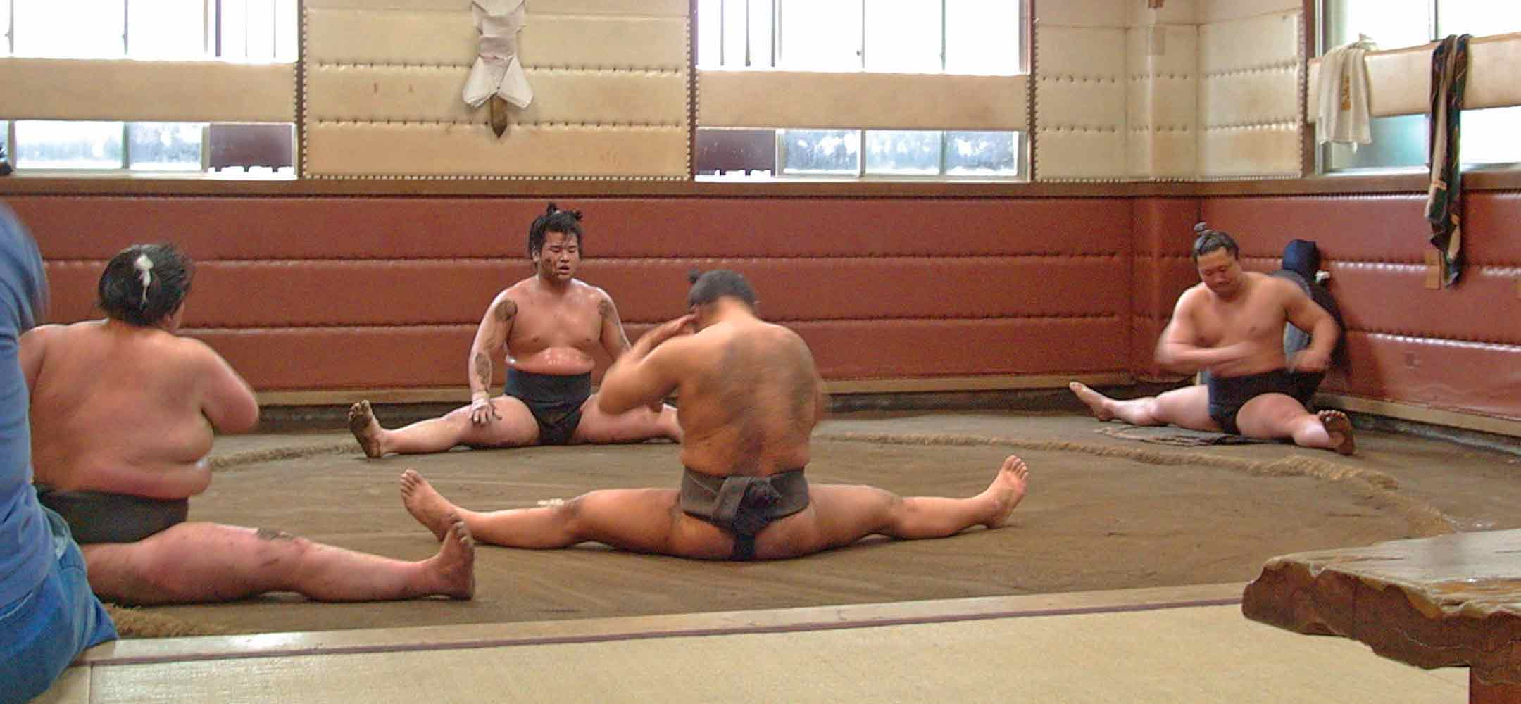 Insider Experience: Sumo stable visit