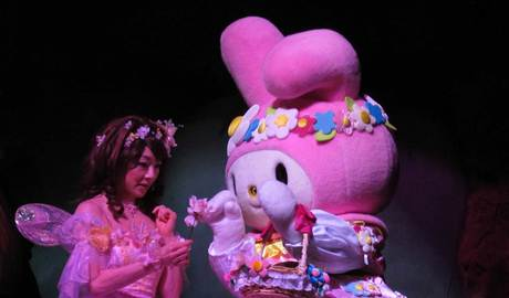 Hello Kitty Sanrio Puroland