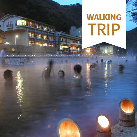 Kumano Kodo Three-Night Module (Gentle Walking)