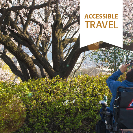 Wheelchair Accessible Golden Route