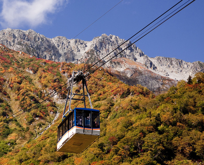 Pile into your rental car for an unforgettable family adventure around Japan, including the Japan Alps, and the outdoor adventure mecca of Minakami.