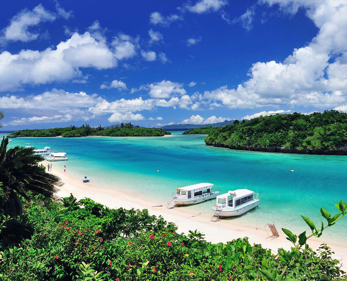 After soaking up the temples of mainland Japan, add on this 6 night extension to the island of Ishigaki for some subtropical rest and relaxation.