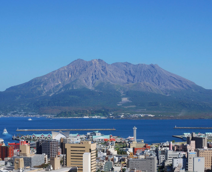 Discover the vibrant cities and impressive landscapes of Kyushu on this superior journey from Unzen's hot springs to the forests of Yakushima.