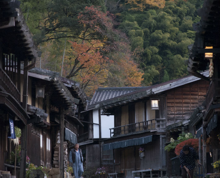 Pull on your hiking boots for six days on the Shin-Etsu trail and the Nakasendo Way.
