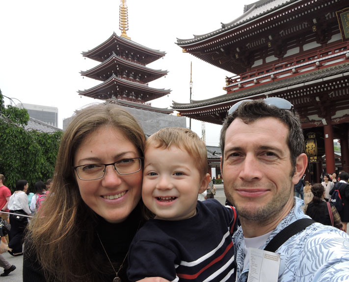 Enjoy an easy-breezy trip to Japan on this two-centre family holiday.